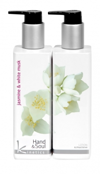 Hand und Body Lotion 250ml Jasmine & White Musk