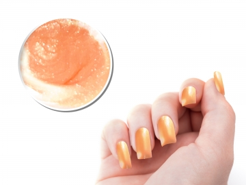"UV Color-Gel ""Metallic"" 5g - Light Peach"