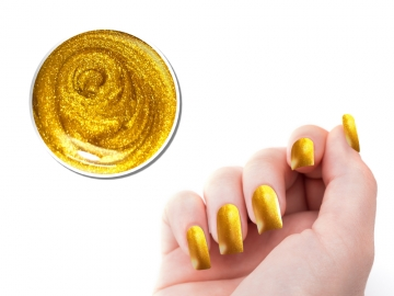 UV Color-Gel Metallic 5g - Gold
