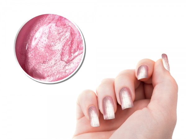 NDC Nail-Design-Center - UV Color-Gel U0026quot;Perlmuttu0026quot; 5g - Rosa